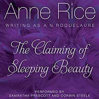 The Claiming of Sleeping Beauty audiobook cover art