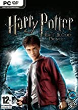 Harry Potter and The Half Blood Prince (PC DVD)