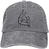 Car Seat Headrest Twin Fantasy Fashion Casquette Baseball-Caps Gray Cotton Adjustable Unisex Hat Gift,One Size