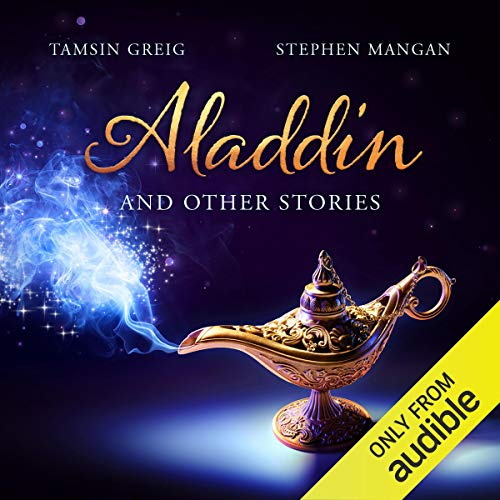 Aladdin and Other Stories Titelbild