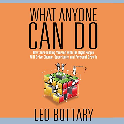 What Anyone Can Do audiobook cover art