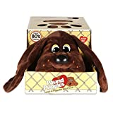 Pound Puppies 38098 Classic 17 inches Adoption Certificate and Kennel-Dark Brown-Ages 3+
