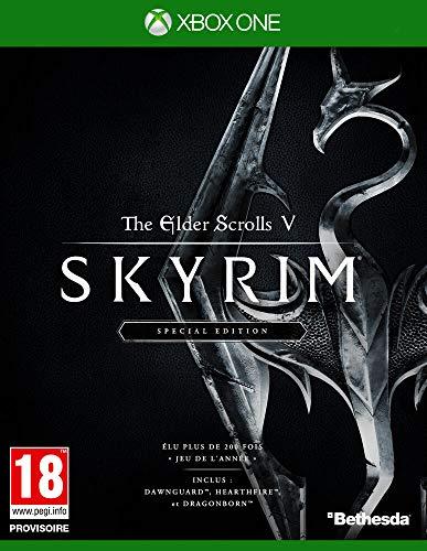 The Elder Scrolls V : Skyrim - édition spéciale - Xbox One - [Edizione: Francia]