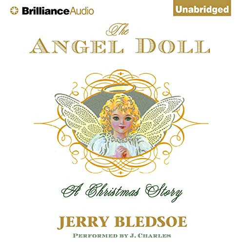 The Angel Doll audiobook cover art