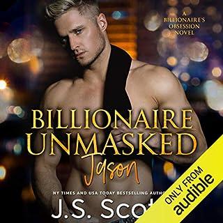 Billionaire Unmasked cover art