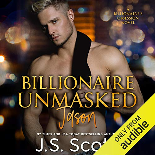 Billionaire Unmasked audiobook cover art