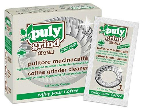 Espresso Coffee Machine Cleaning Kit (Puly Caff Powder & Grinder Cleaner)