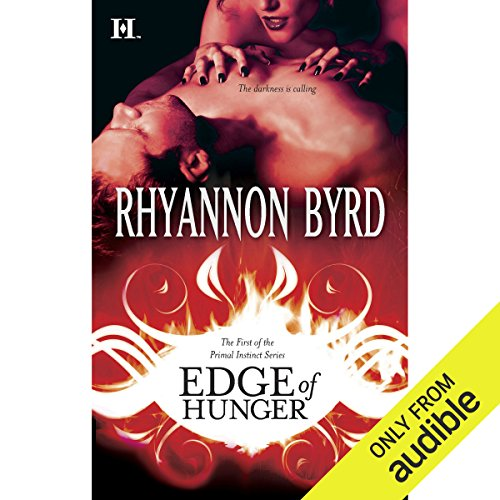 Edge of Hunger audiobook cover art