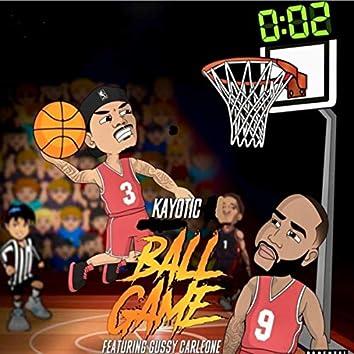 Ball Game (feat. Gussy Carleone)