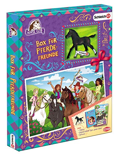 SCHLEICH® Horse Club – Box für Pferdefreunde