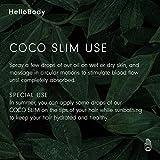 Zoom IMG-2 hellobody coco slim olio per