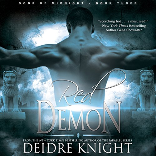 Red Demon audiobook cover art