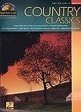 Piano Play Along Volume 100 Country Classics Pf Bk/Cd (Hal Leonard Piano Play-Along)