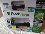 FoodSaver V4840 2-in-1 Vacuum Sealer Machine with Automatic Bag Detection and Starter Kit | Safety...