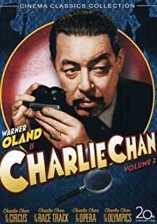 Charlie Chan Collection: Volume 2 - (Charlie Chan at the Circus / Charlie Chan at the Olympics / Charlie Chan at the Opera / Charlie Chan at the Race Track)