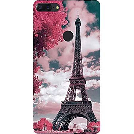 BuyFeb Full Proof Protection Printed Back Cover for One Plus 5T (Multicolour)