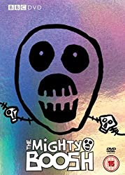 The Mighty Boosh on DVD