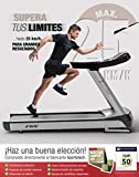 Zoom IMG-1 sportstech tapis roulant professionale f65