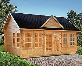 Allwood Claudia   209 SQF Cabin Kit, Garden House