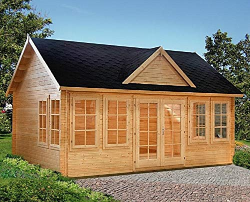 Allwood Claudia | 209 SQF Cabin Kit, Garden House