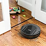 SHARK ION Robot Vacuum R85 WiFi-Connected with Powerful Suction, XL Dust Bin, Self-Cleaning Brushroll and Voice Control… 21 Shark has built upon a high performing Robot vacuum to deliver powerful suction, XL capacity, and advanced sensor technology for an incredible solution to everyday cleaning Designed for pet hair; Provides powerful floor and carpet cleaning with an xl dust bin and 3X more suction in max mode than the shark ion Robot R75 Download the shark clean app to receive continuous updates, create a cleaning schedule, or start your Robot from anywhere; Voice control available with Alexa or Google assistant