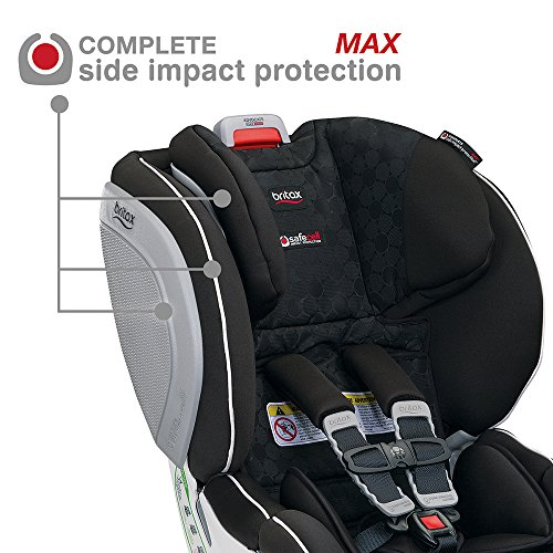 Image of Britax Advocate ClickTight Convertible Car Seat, Circa