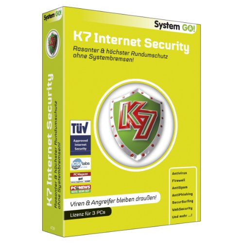 System Go! - K7 Internet Security