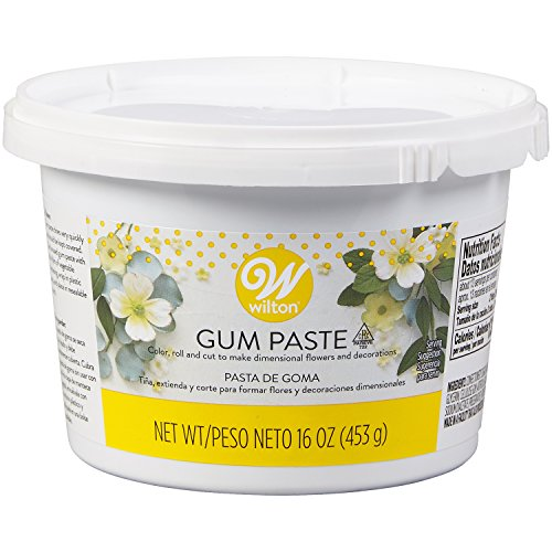 Prepared Gum Paste