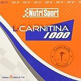 Nutrisport - L carnitina1000 Box 20, color 0