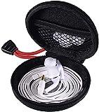Hama Kopfhörer Tasche für In Ear Headset (robustes Hardcase zur In Ears Aufbewahrung, passend für...
