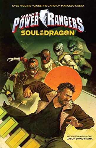 Saban's Power Rangers Original Graphic Novel: Soul of the Dragon (Mighty Morphin Power Rangers)