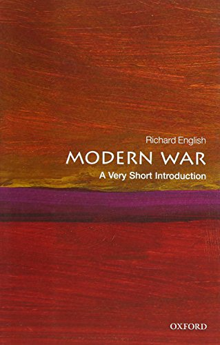 Modern War: A Very Short Introduction (Very Short Introductions)