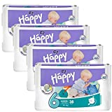 Bella Baby Happy Windeln, Monatsbox, Größe 6 (Junior Extra), 16+ kg, (1 x 152 Windeln) - 2