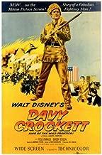 27 x 40 Davy Crockett Movie Poster