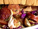 New Orleans: Po' Boys and Burgers