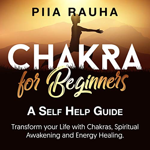 Chakra for Beginners audiobook cover art