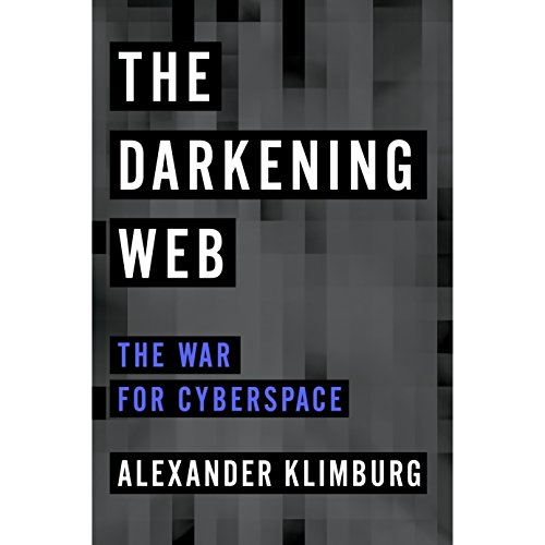 The Darkening Web audiobook cover art