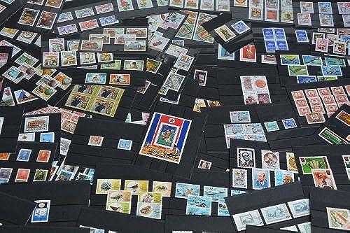 Goldhahn 500 Stückkarten Sätze und Blocks Briefürken für Sammler