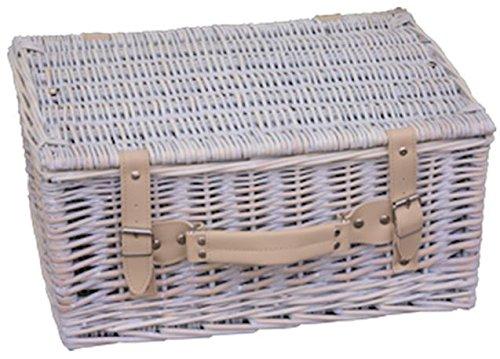 Red Hamper Provence 40cm Standard Empty Picnic Basket