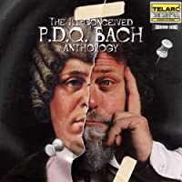 The Ill-Conceived P.D.Q. Bach Anthology (contract) by Peter Schickele (1998-11-24)