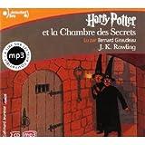 Harry Potter et la Chambre des Secrets CD [ 2 MP3 CD] (French Edition)