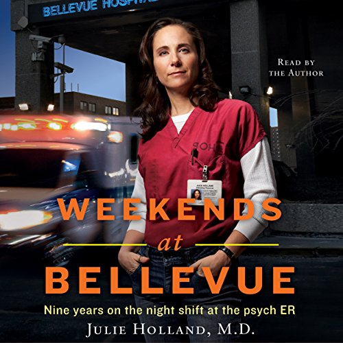 Weekends at Bellevue  audiobook cover art