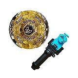 Bayblades Combat 4D Constellation Burst Set, Un Juego De Juguetes De Lucha Clásicos, 1 Bayblades Burst Y 1 Lanzador De Cable (con Mango)