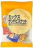日本橋菓房 おやつ菓房 ミックスサンド ビスケット 8個