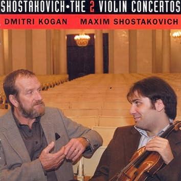 Shostakovich, D.: Violin Concertos Nos. 1 and 2