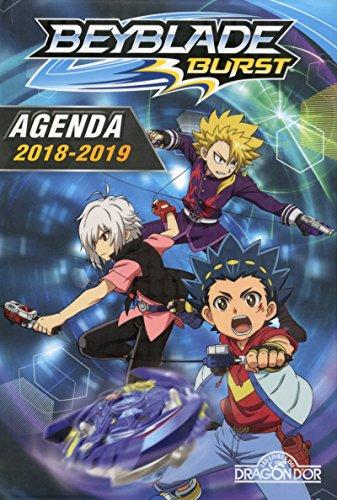 Beyblade Burst - Agenda 2018-2019