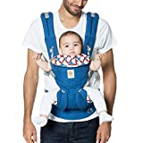 Ergobaby Carrier, Omni 360 All Carry Positions Baby Carrier, Special Edition Classic Hello Kitty