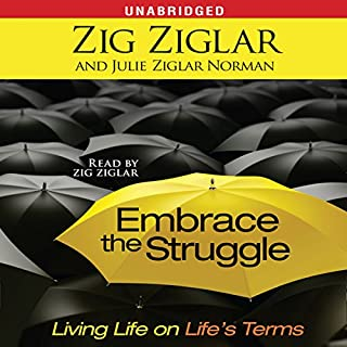 Embrace the Struggle audiobook cover art