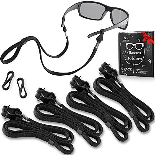 Eye Glasses String Holder Strap - Eyeglass Straps Cords for Men Women - Eyeglass Holders Around Neck...