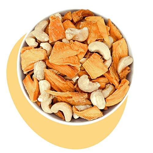 Mango Cashew Mix – der fruchtig-nussige snack, von kultsnack (200 g)